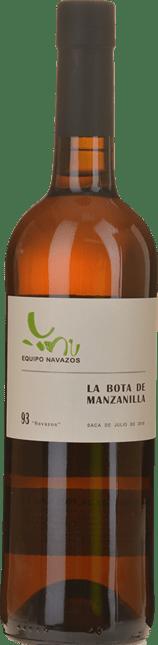 EQUIPO NAVAZOS La Bota 93 Manzanilla  NV