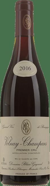 BLAIN-GAGNARD 1er cru, Volnay-Champans 2016