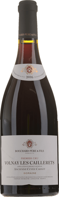 BOUCHARD PERE & FILS Les Caillerets Ancienne Cuvee Carnot, Volnay 2016