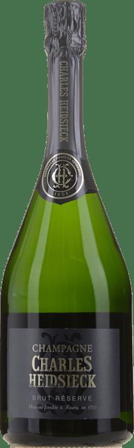 CHARLES HEIDSIECK Reserve Brut, Champagne NV