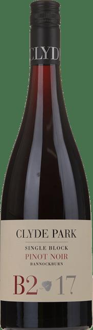 CLYDE PARK VINEYARD Single Block B2 Pinot Noir, Geelong 2017