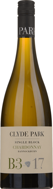 CLYDE PARK VINEYARD Single Block B3 Chardonnay, Geelong 2017