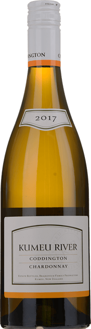 KUMEU RIVER WINES Coddington Chardonnay, Auckland 2017