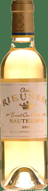 CHATEAU RIEUSSEC, 1er cru classe, Sauternes 2010