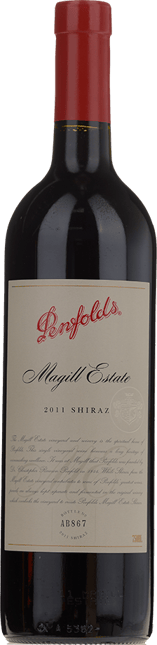 PENFOLDS Magill Estate Shiraz, Adelaide 2011