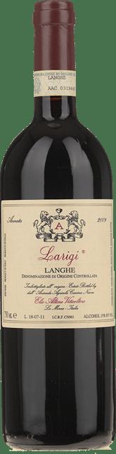 ELIO ALTARE Larigi Langhe Rosso , Piedmont 2009