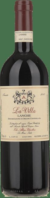 ELIO ALTARE La Villa Langhe Rosso , Piedmont 2010