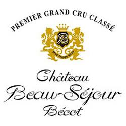 CHATEAU BEAU-SEJOUR BECOT 1er grand cru classe (B), St-Emilion 2016