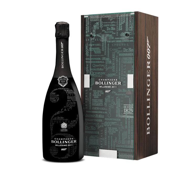 BOLLINGER 007 Limited Edition, Champagne 2011