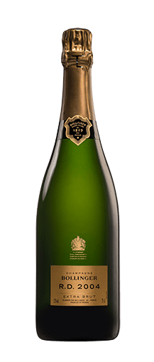 BOLLINGER R.D. Extra Brut, Champagne 2004