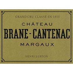 CHATEAU BRANE-CANTENAC 2me cru classe, Cantenac-Margaux 2016