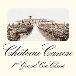 CHATEAU CANON 1er grand cru classe (B), St-Emilion 2016