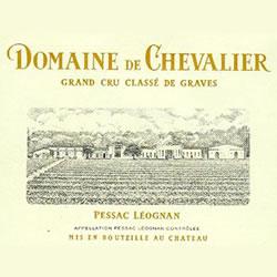DOMAINE DE CHEVALIER Rouge Grand cru classe, Pessac-Leognan 2016