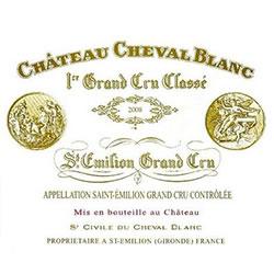 CHATEAU CHEVAL BLANC 1er grand cru classe (A), St-Emilion 2016