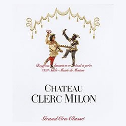 CHATEAU CLERC-MILON-ROTHSCHILD 5me cru classe, Pauillac 2016