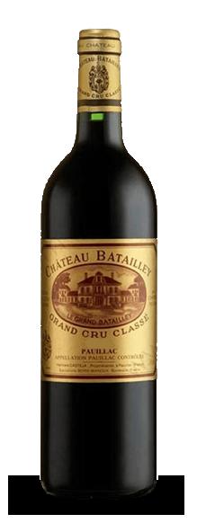CHATEAU BATAILLEY 5me cru classe, Pauillac 2018