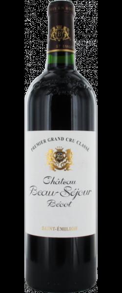 CHATEAU BEAU-SEJOUR BECOT 1er grand cru classe (B), St-Emilion 2017