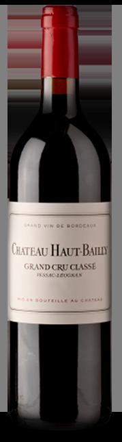 CHATEAU HAUT-BAILLY Grand cru classe, Pessac-Leognan 2016