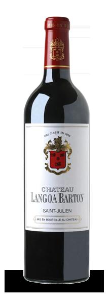 CHATEAU LANGOA-BARTON 3me cru classe, St-Julien 2017
