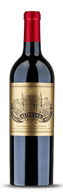 ALTER EGO Second wine of Chateau Palmer, Margaux 2016