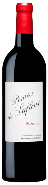 LES PENSEES DE LAFLEUR, Second wine of Chateau Lafleur, Pomerol 2016