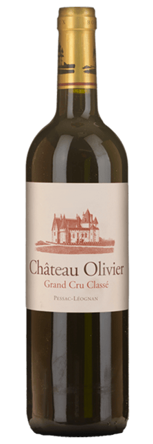 CHATEAU OLIVIER Rouge Cru classe, Graves 2018