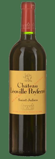 CHATEAU LEOVILLE-POYFERRE 2me cru classe, St-Julien 2018