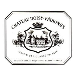 CHATEAU DOISY-VEDRINES 2me cru classe, Sauternes-Barsac 2016