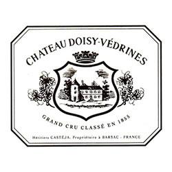 CHATEAU DOISY-VEDRINES 2me cru classe, Sauternes-Barsac 2018