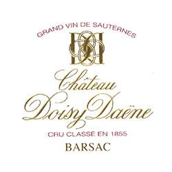 CHATEAU DOISY-DAENE 2me cru classe, Sauternes-Barsac 2016