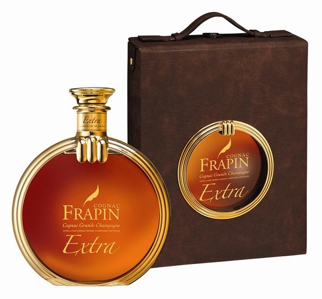 COGNAC FRAPIN Extra Grande Champagne 40% ABV, Cognac NV