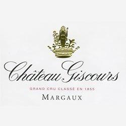 CHATEAU GISCOURS 3me cru classe, Margaux 2016