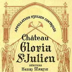 CHATEAU GLORIA Cru bourgeois, St-Julien 2016