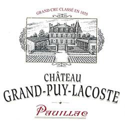 CHATEAU GRAND-PUY-LACOSTE 5me cru classe, Pauillac 2016