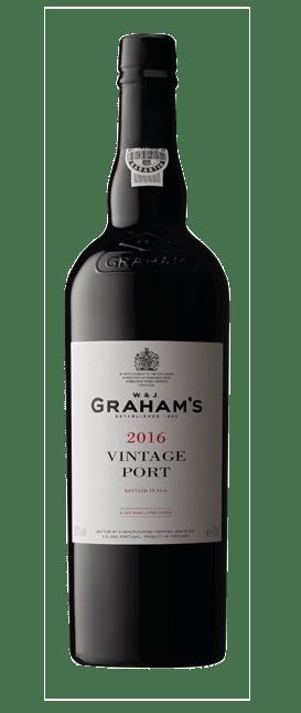 GRAHAM'S Vintage Port, Oporto 2016