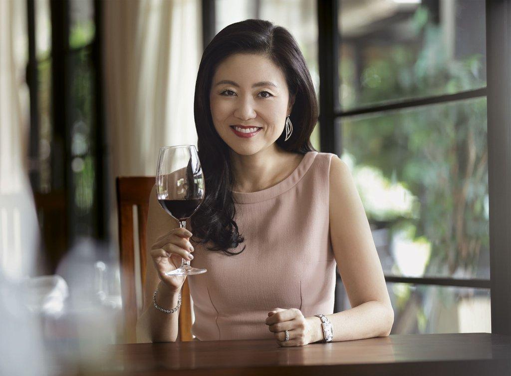 Jeannie Cho Lee MW