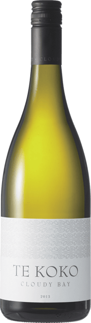 CLOUDY BAY Te Koko Sauvignon Blanc, Marlborough 2013