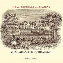 CHATEAU LAFITE-ROTHSCHILD 1er cru classe, Pauillac 2016