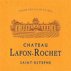 CHATEAU LAFON-ROCHET 4me cru classe, St-Estephe 2016