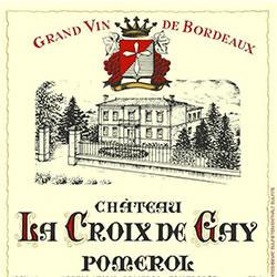 CHATEAU LA CROIX-DE-GAY, Pomerol 2014