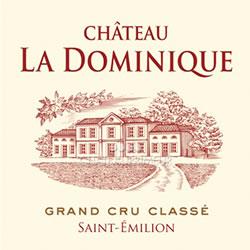 CHATEAU LA DOMINIQUE Grand cru classe, St-Emilion 2016