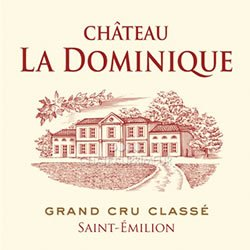 CHATEAU LA DOMINIQUE Grand cru classe, St-Emilion 2014