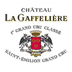 CHATEAU LA GAFFELIERE 1er grand cru classe (B), St-Emilion 2016