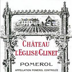 CHATEAU L'EGLISE CLINET, Pomerol 2014
