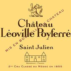 CHATEAU LEOVILLE-POYFERRE 2me cru classe, St-Julien 2016
