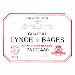 CHATEAU LYNCH-BAGES 5me cru classe, Pauillac 2016