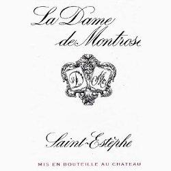 LA DAME DE MONTROSE Second Wine of Chateau Montrose, St-Estephe 2016