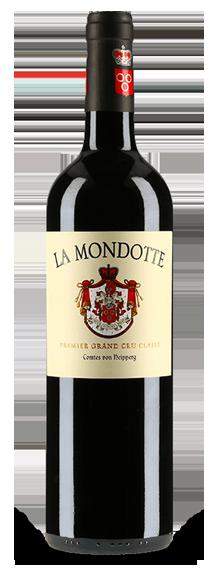 LA MONDOTTE 1er grand cru classe (B), St-Emilion 2017