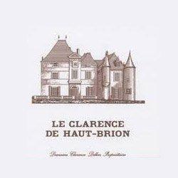 CHATEAU HAUT-BRION Le Clarence de Haut-Brion, Pessac-Leognan 2016