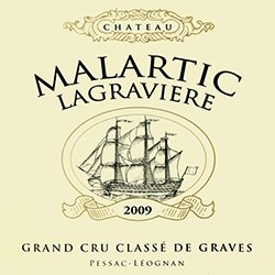 CHATEAU MALARTIC-LAGRAVIERE Rouge Cru classe, Graves 2016
